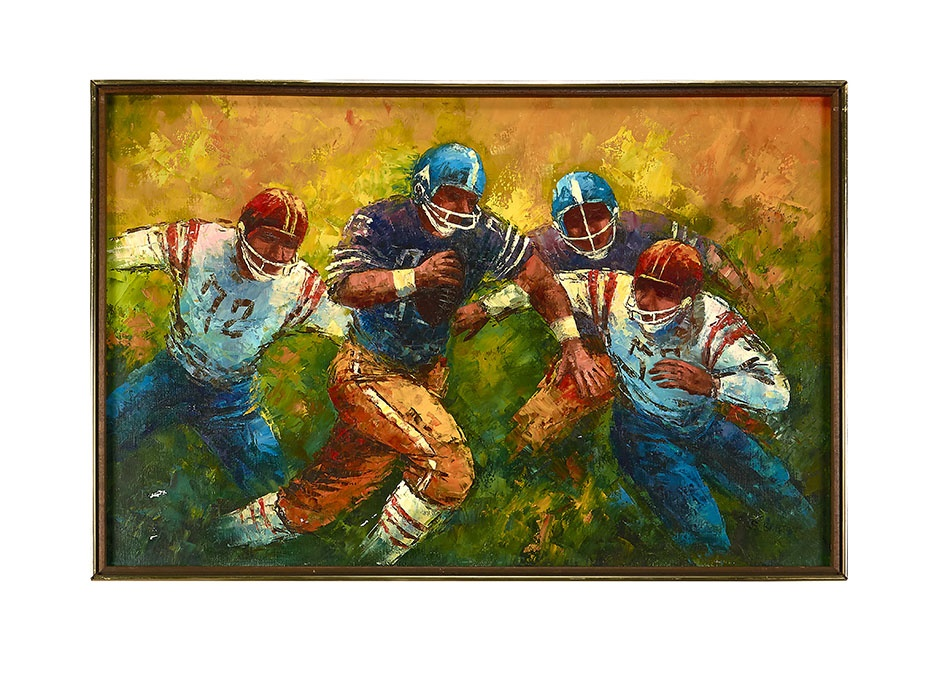 Sports Fine Art - Spring 2014 Catalog Auction