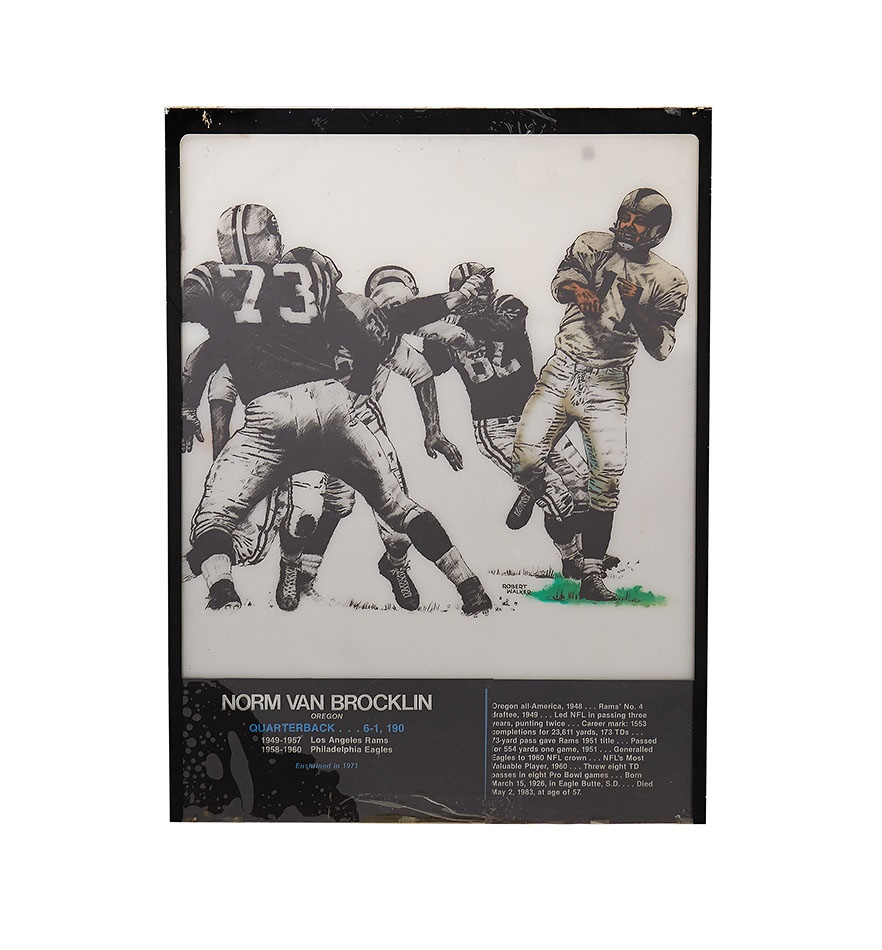 Football - Spring 2014 Catalog Auction