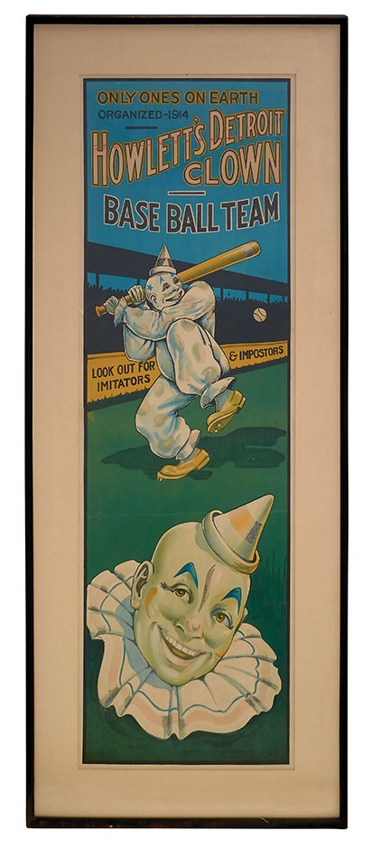 Negro League, Latin, Japanese & International Base - Spring 2014 Catalog Auction