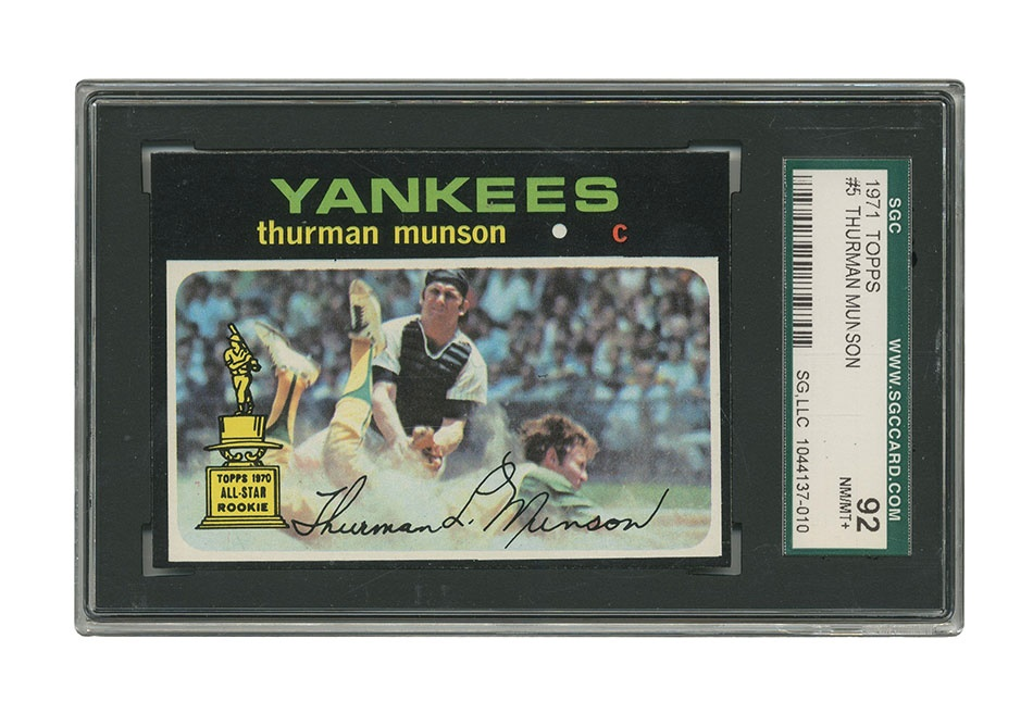 Sports and Non Sports Cards - Spring 2014 Catalog Auction