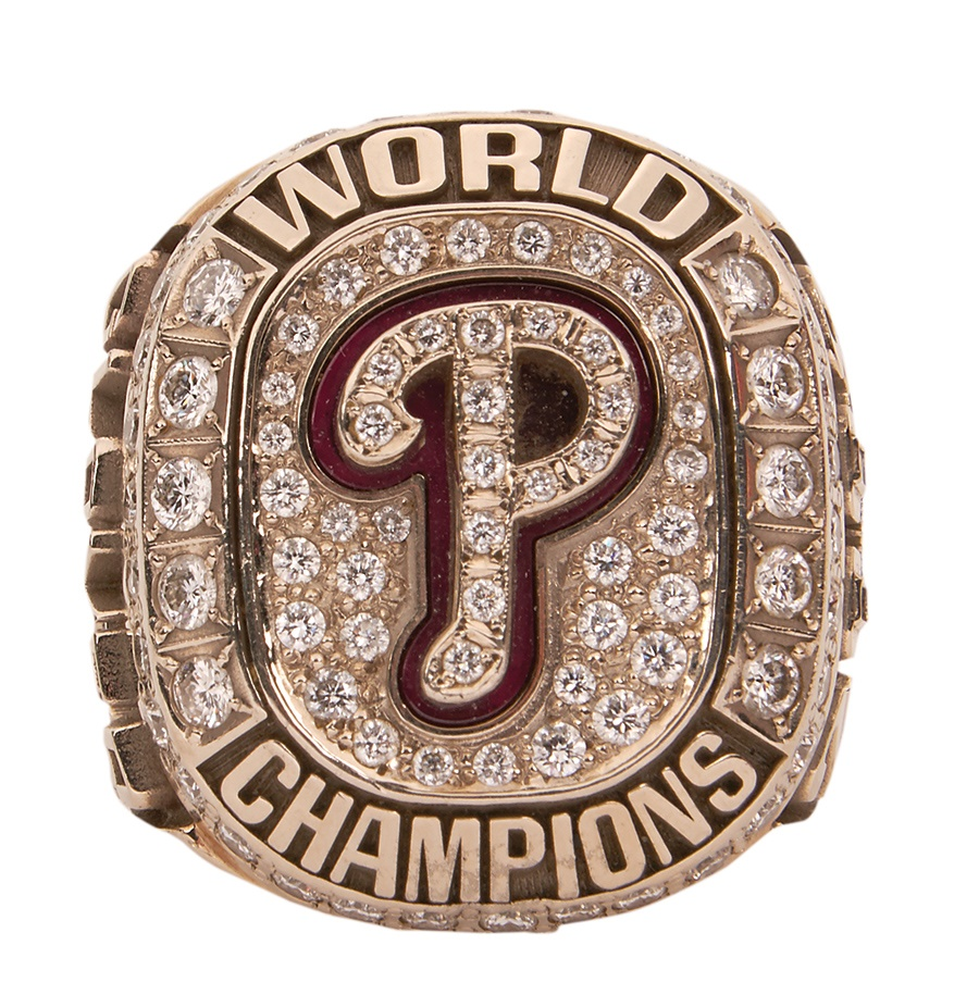 Baseball Rings and Awards - Spring 2014 Catalog Auction