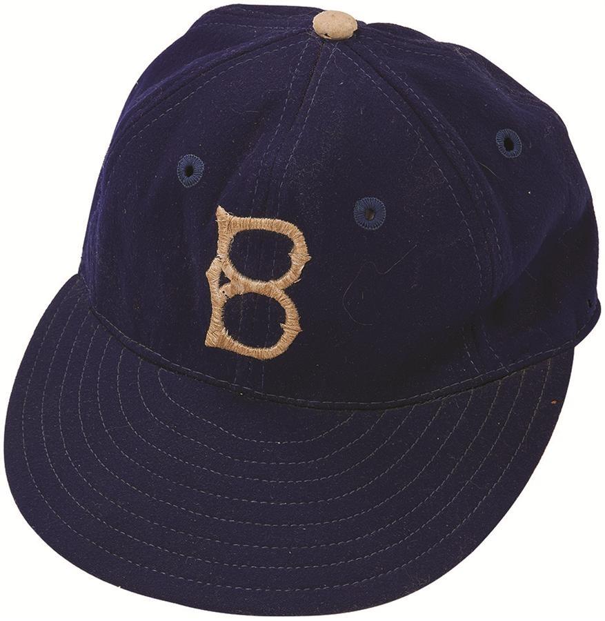 1940s-50s Brooklyn Dodgers Cap