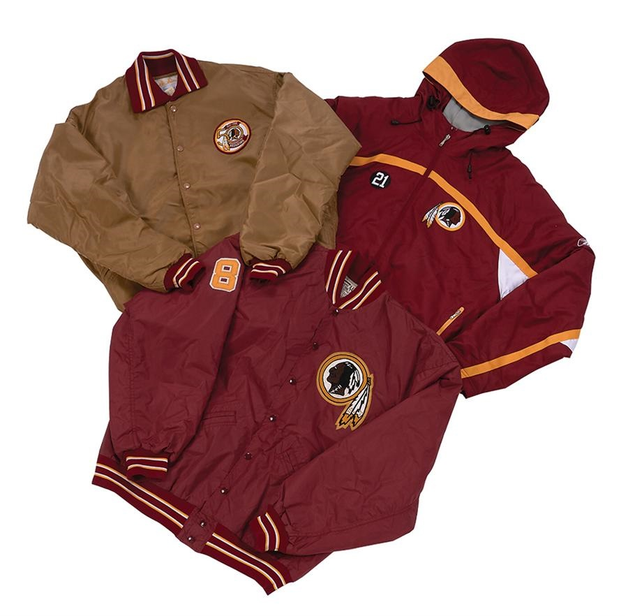check out b1548 50b0e Lelands.com - The Washington Redskins Collection - Past ...