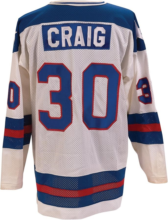The Jim Craig 'Miracle on Ice' Collection - The Jim Craig 'Miracle on Ice' Collection