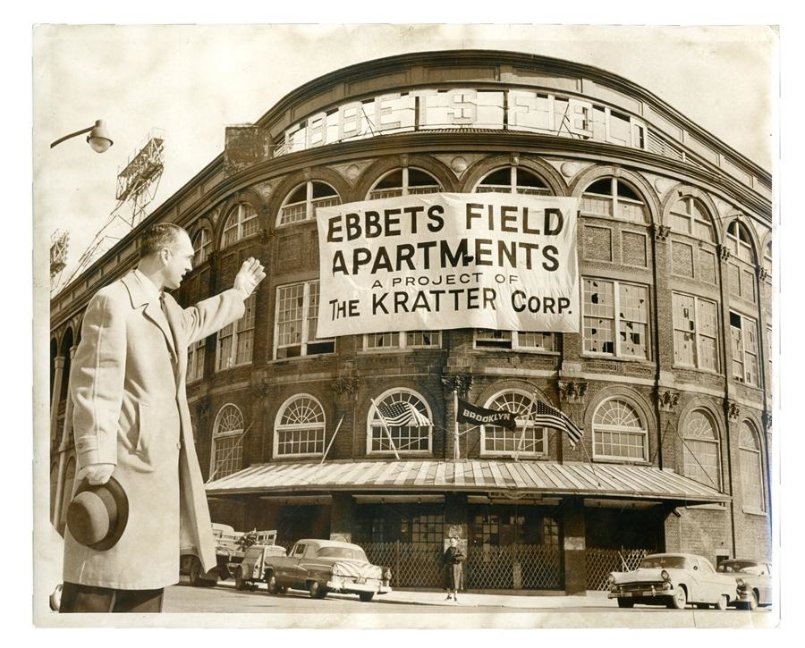 Today in Baseball: Ebbets Field sold