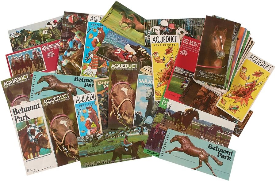 Horse Racing - Winter 2015 Catalog Auction