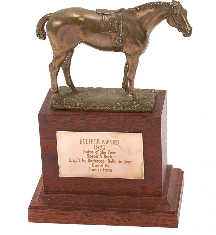 Spend A Buck Horse Racing Collection - Winter 2015 Catalog Auction