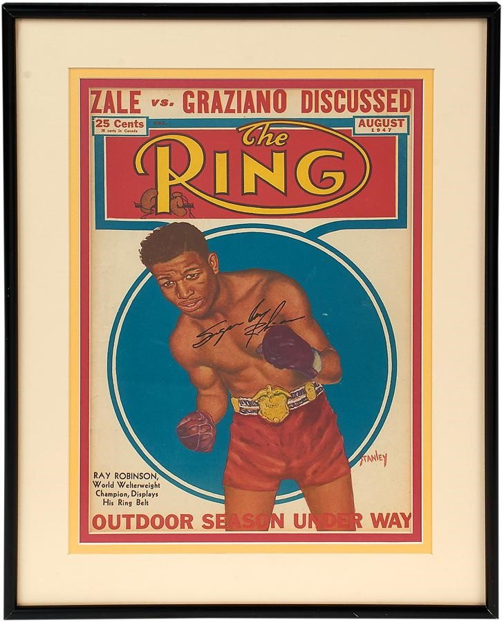 Muhammad Ali & Boxing - Summer 2016 Catalog