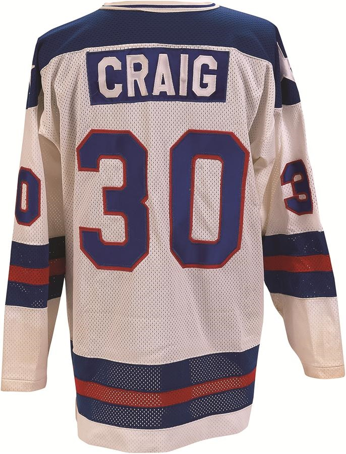 The Jim Craig 'Miracle on Ice' Collection - Summer 2016 Catalog