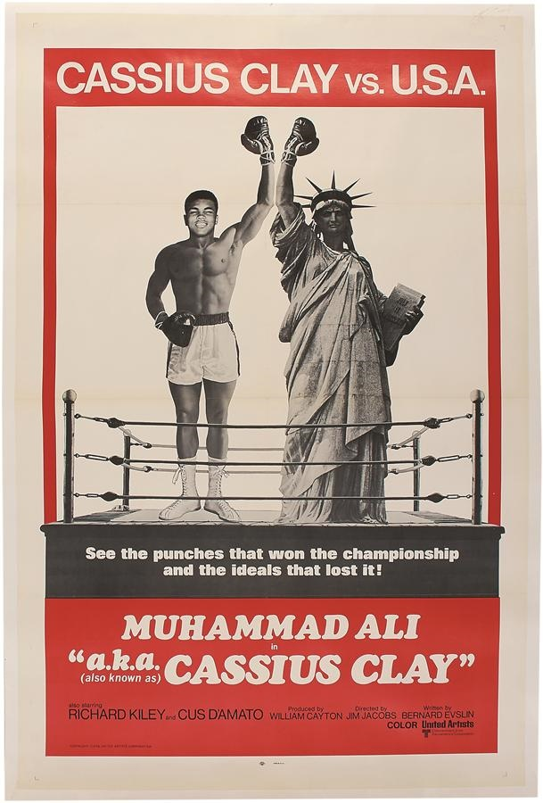 Collection of Muhammad Ali's Manager's Personal Ph - auction