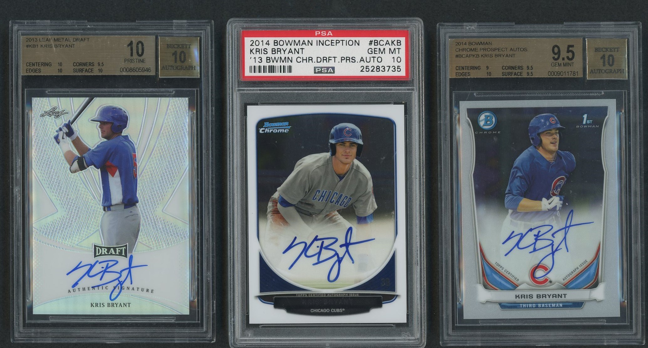 Baseball and Trading Cards - Steel17