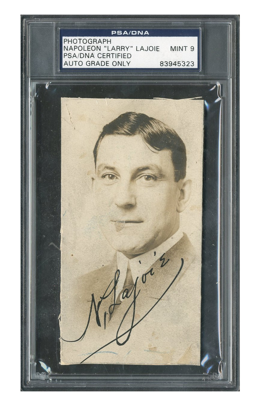 Baseball Autographs - Steel17