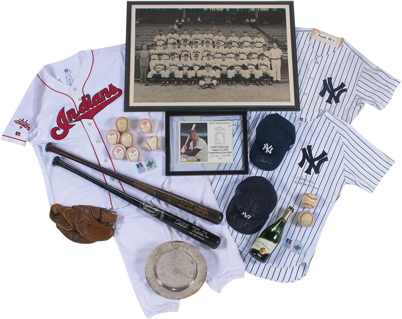 Baseball Equipment - Steel17