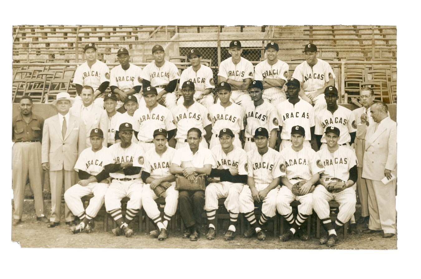 Negro League, Latin, Japanese & Int'l Baseball - Steel17