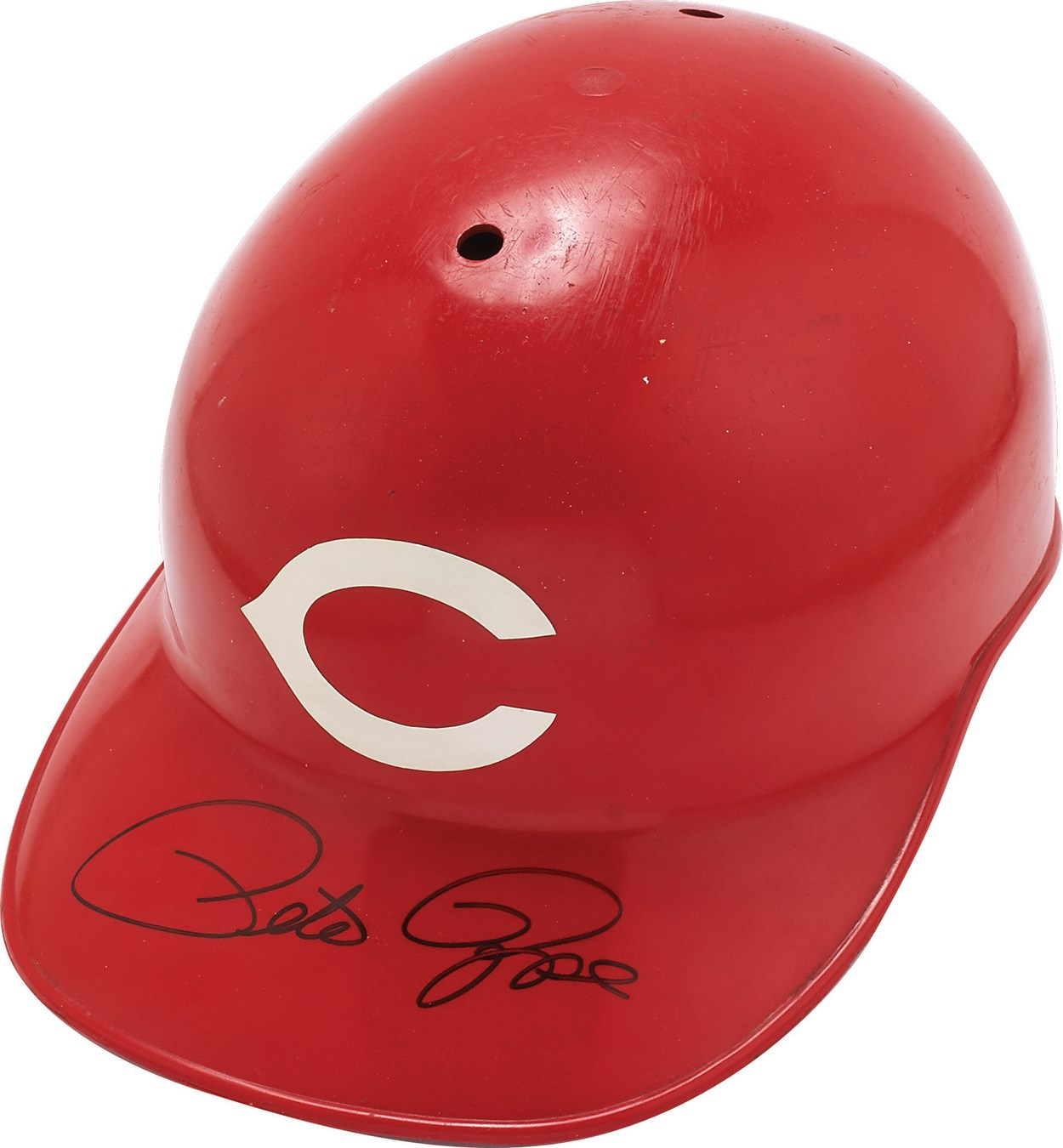 Pete Rose & Cincinnati Reds - Steel17