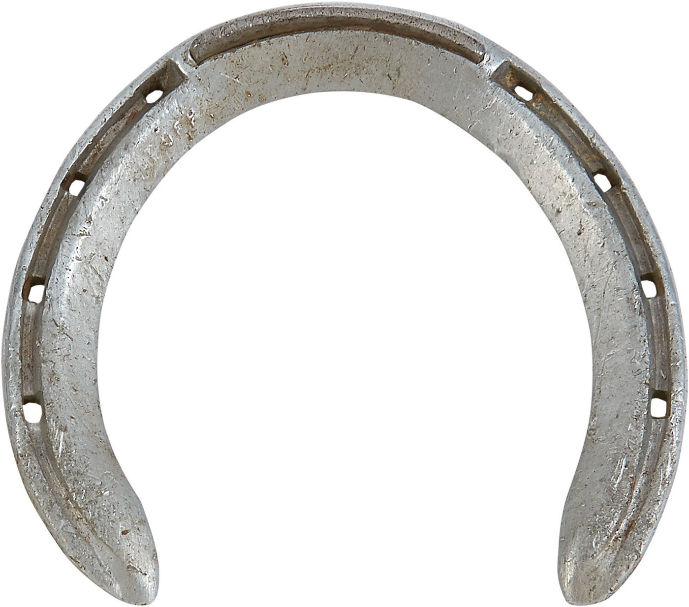 Ruffian 1975 Acorn Stakes Race Worn Horse Shoe from Frank Whiteley