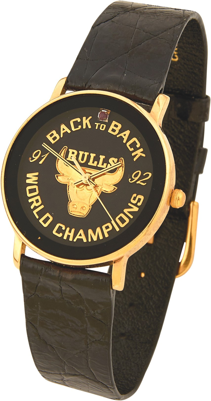 1991-92 Horace Grant Chicago Bulls Back to Back Championship Watch