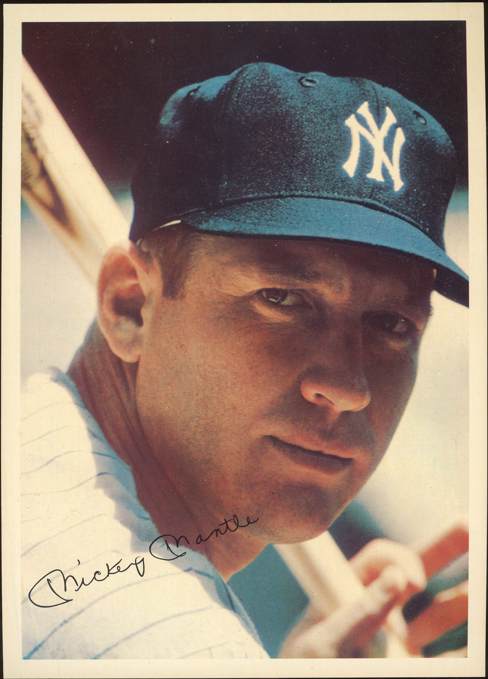 Mickey Mantle - Monthly 01-18