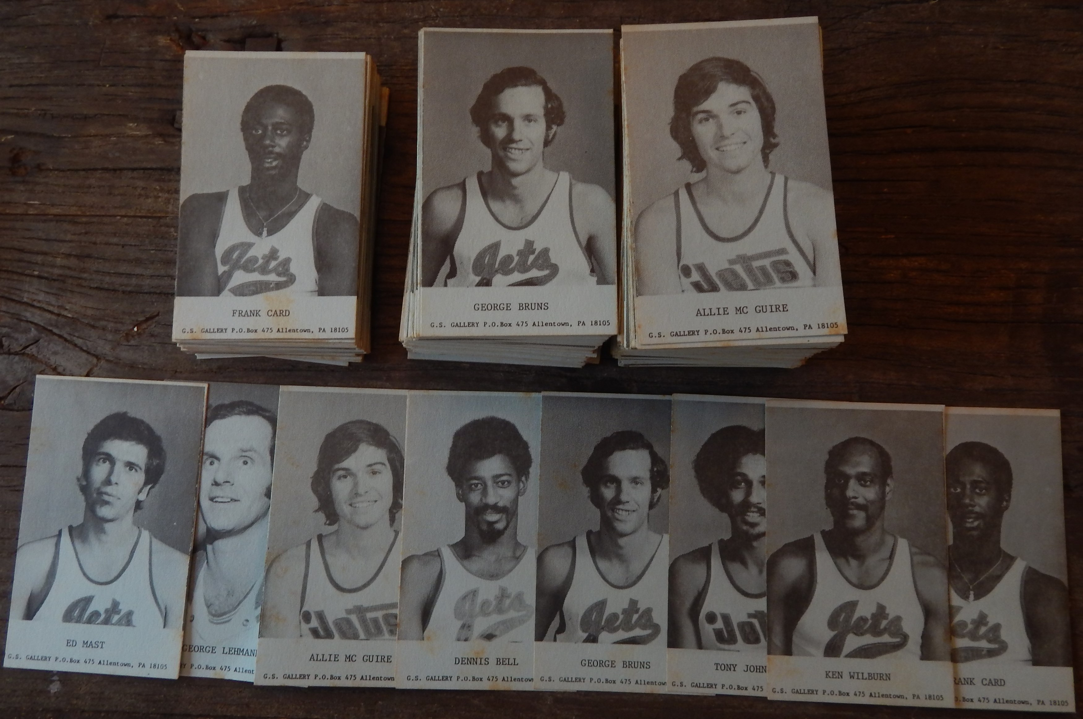 Basketball Cards - auction