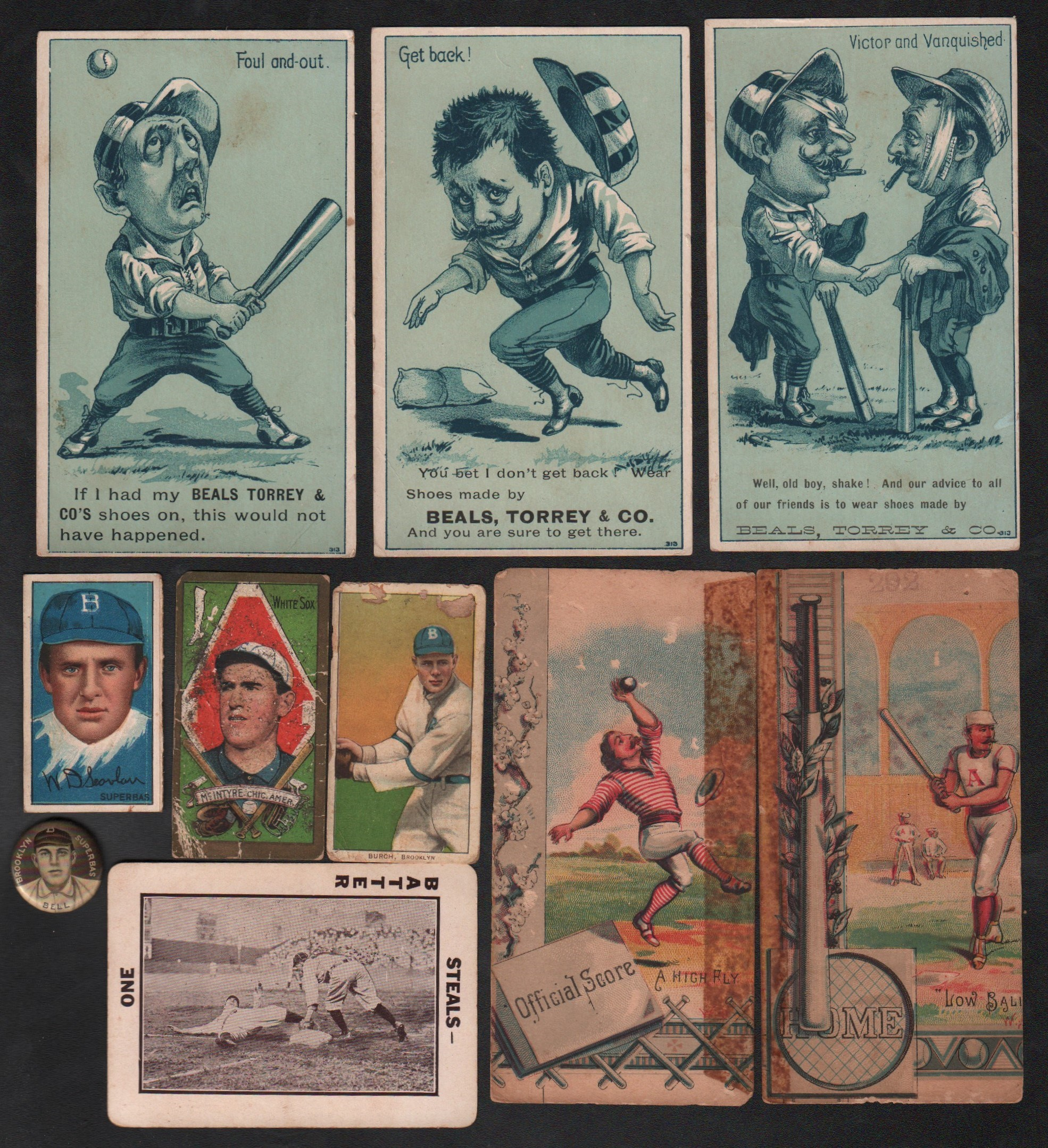 Baseball and Trading Cards - Monthly 02-18