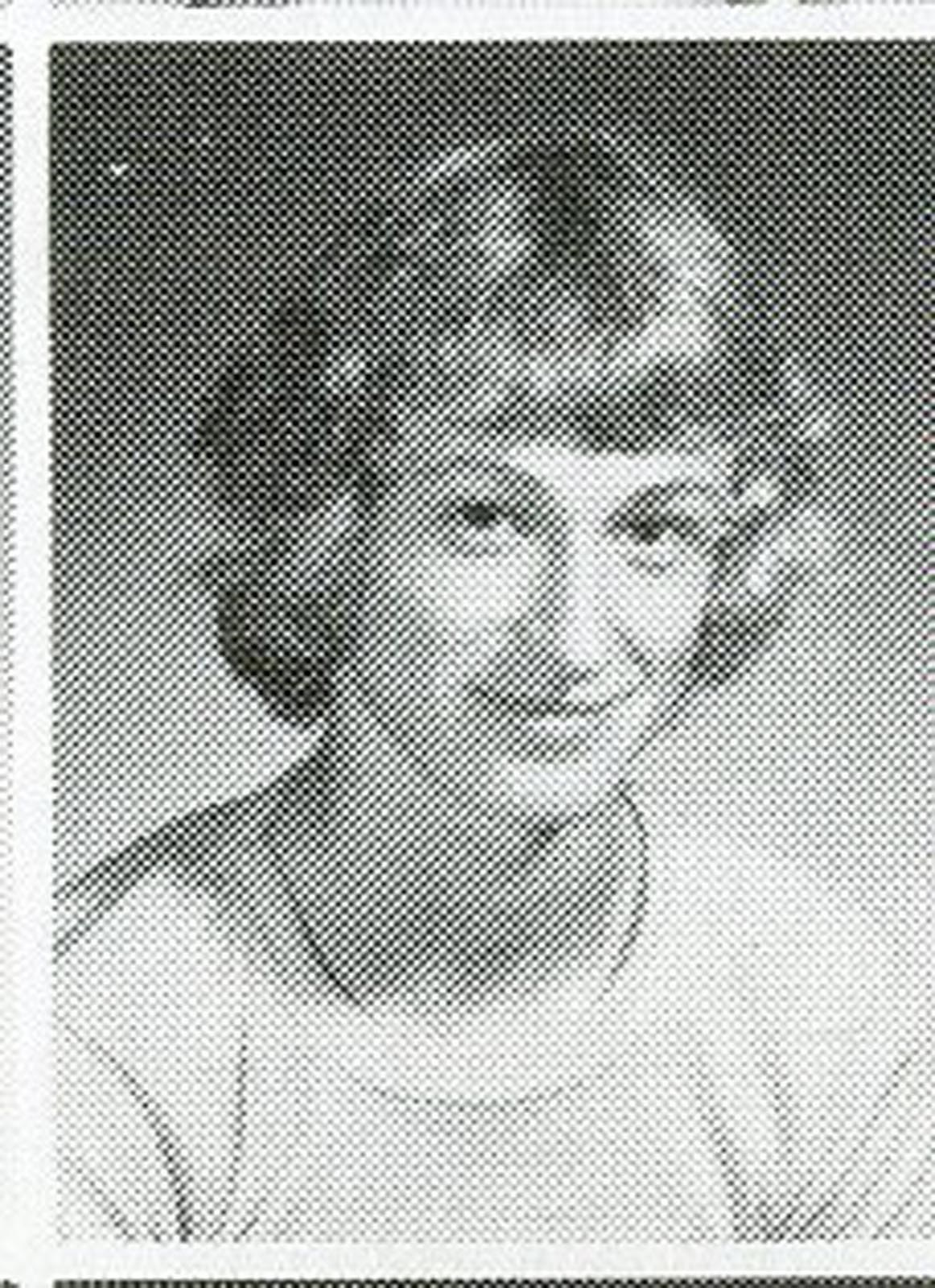 1977 Wayne Gretzky High School Yearbook