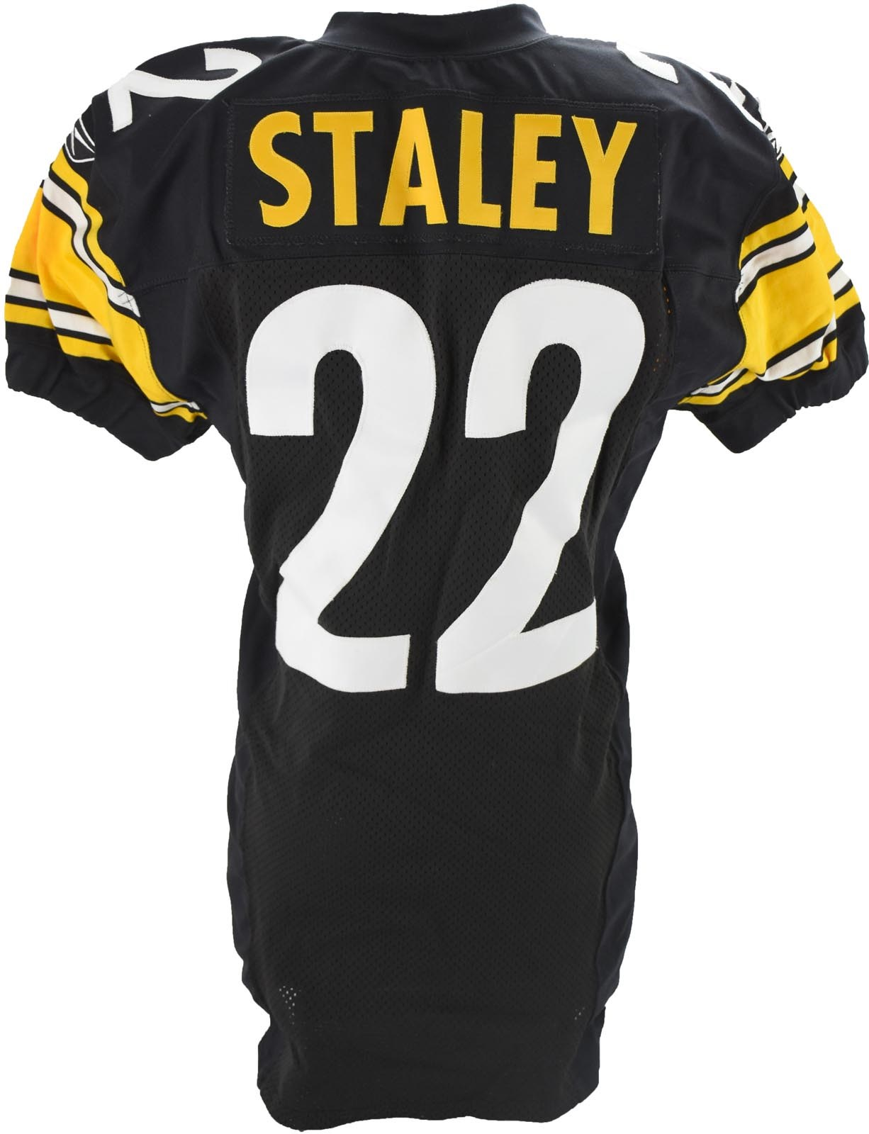 2004 Duce Staley Game Worn Steelers Jersey