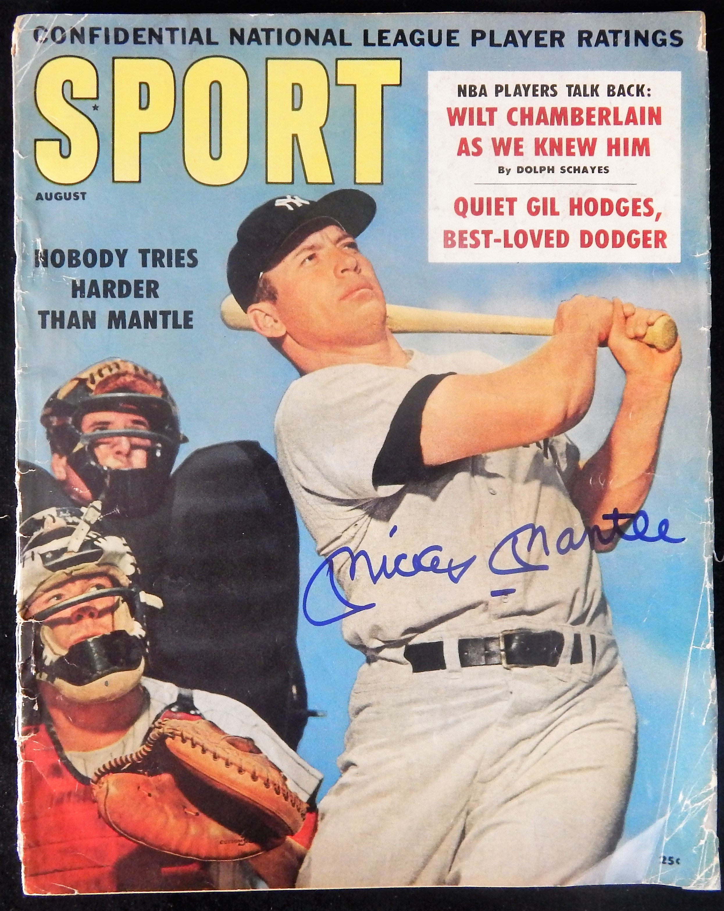Mickey Mantle - Monthly 05-18