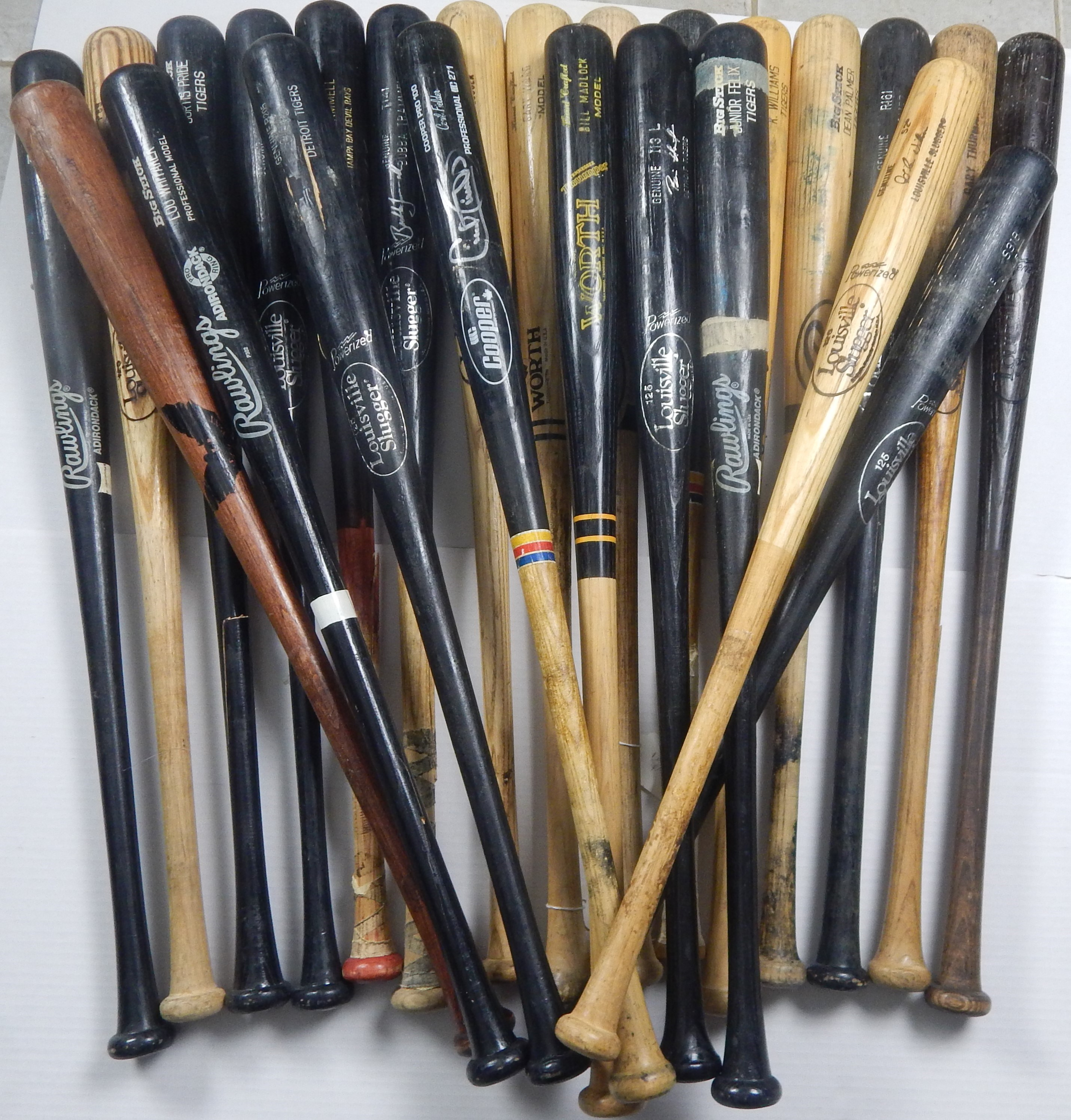 Baseball Equipment - Monthly 05-18