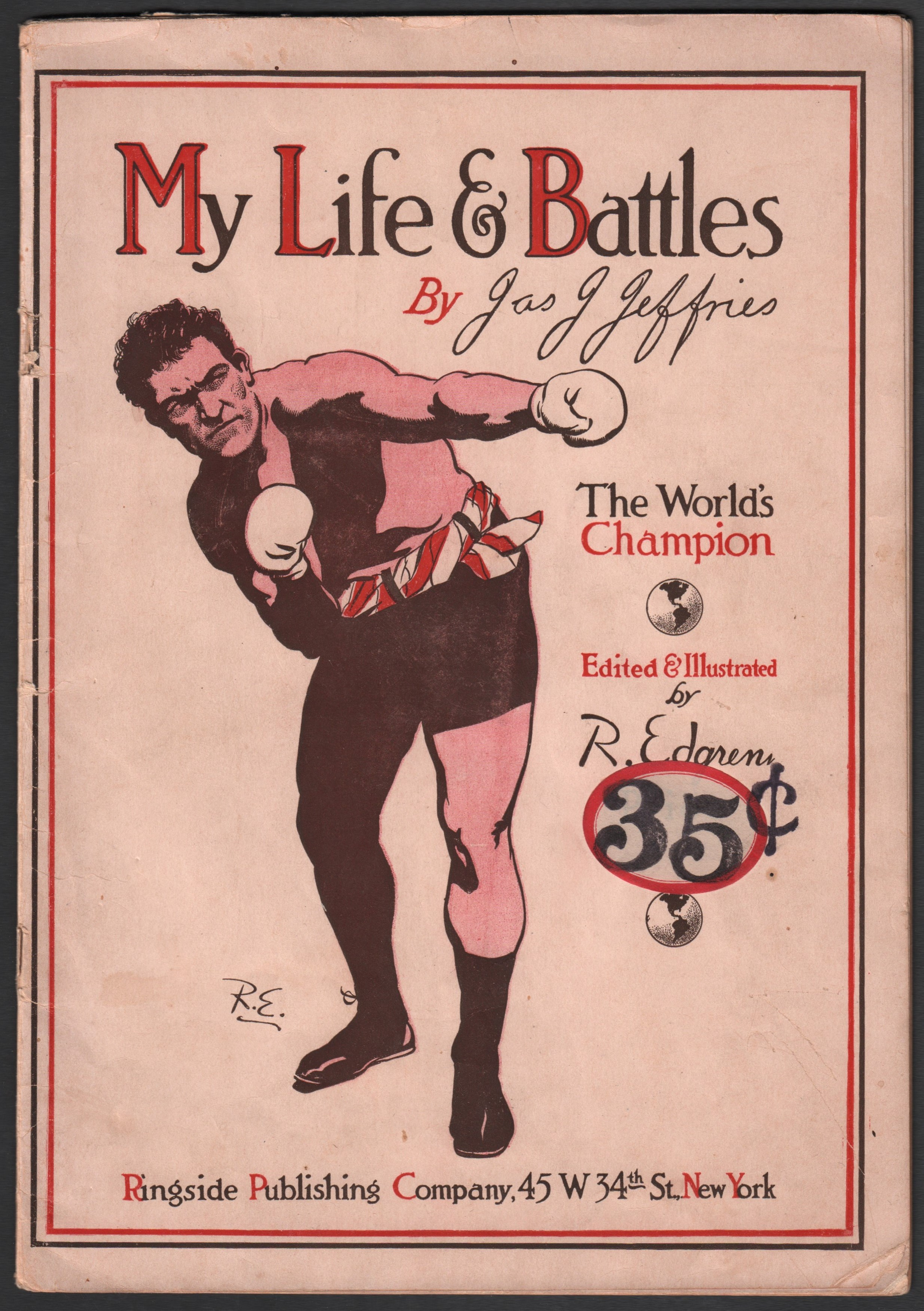 Boxing Books - Monthly 05-18