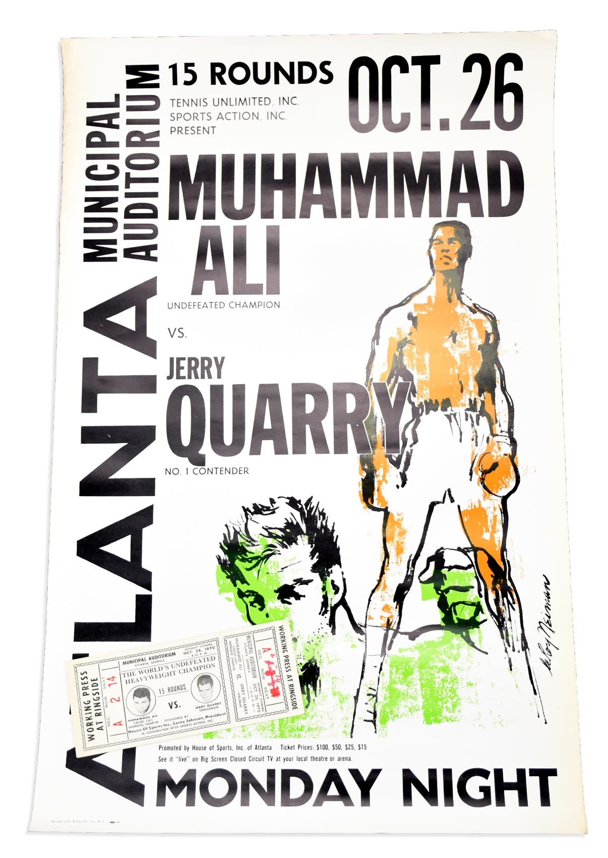 Muhammad Ali & Boxing - Monthly 07-18