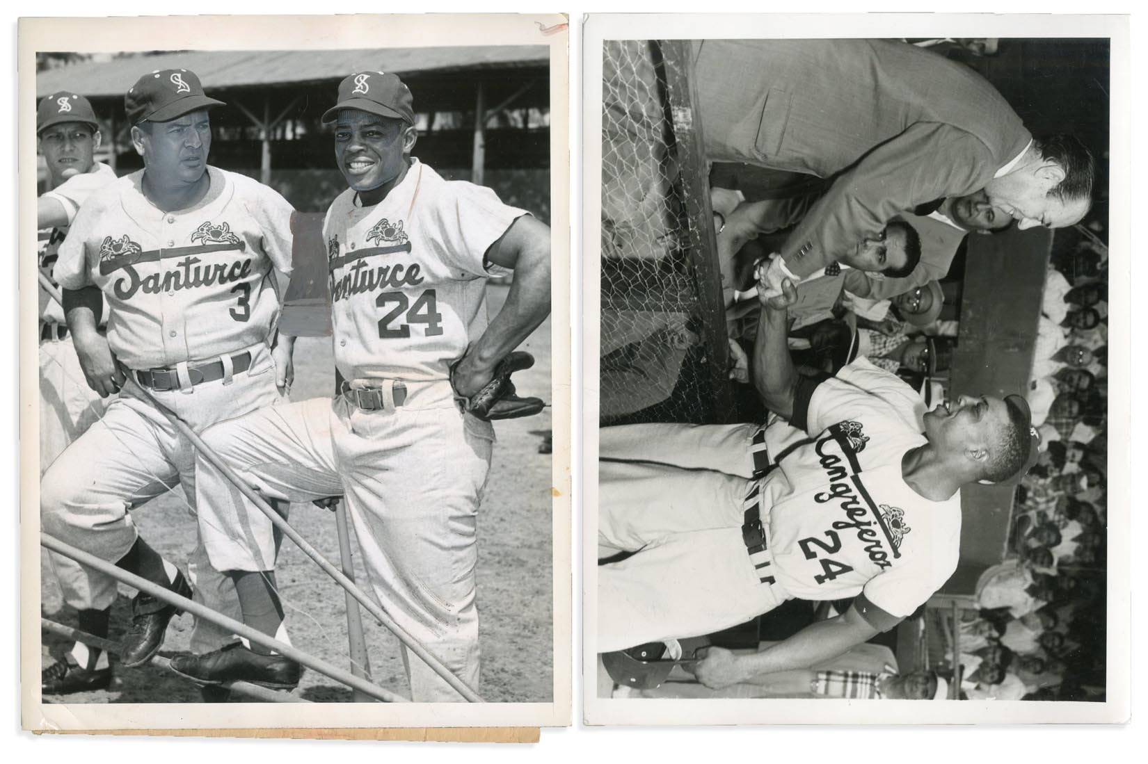 Vintage Sports Photographs - auction