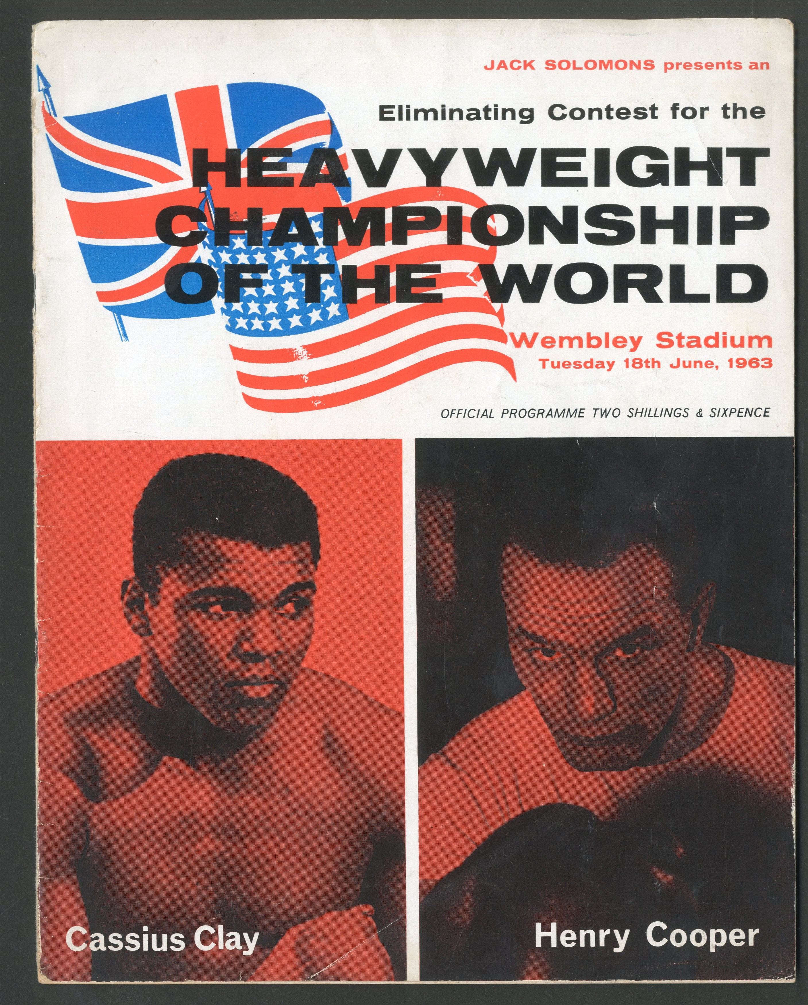 Muhammad Ali & Boxing - Monthly 09-18