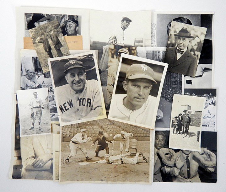Baseball Photographs - Monthly 09-18
