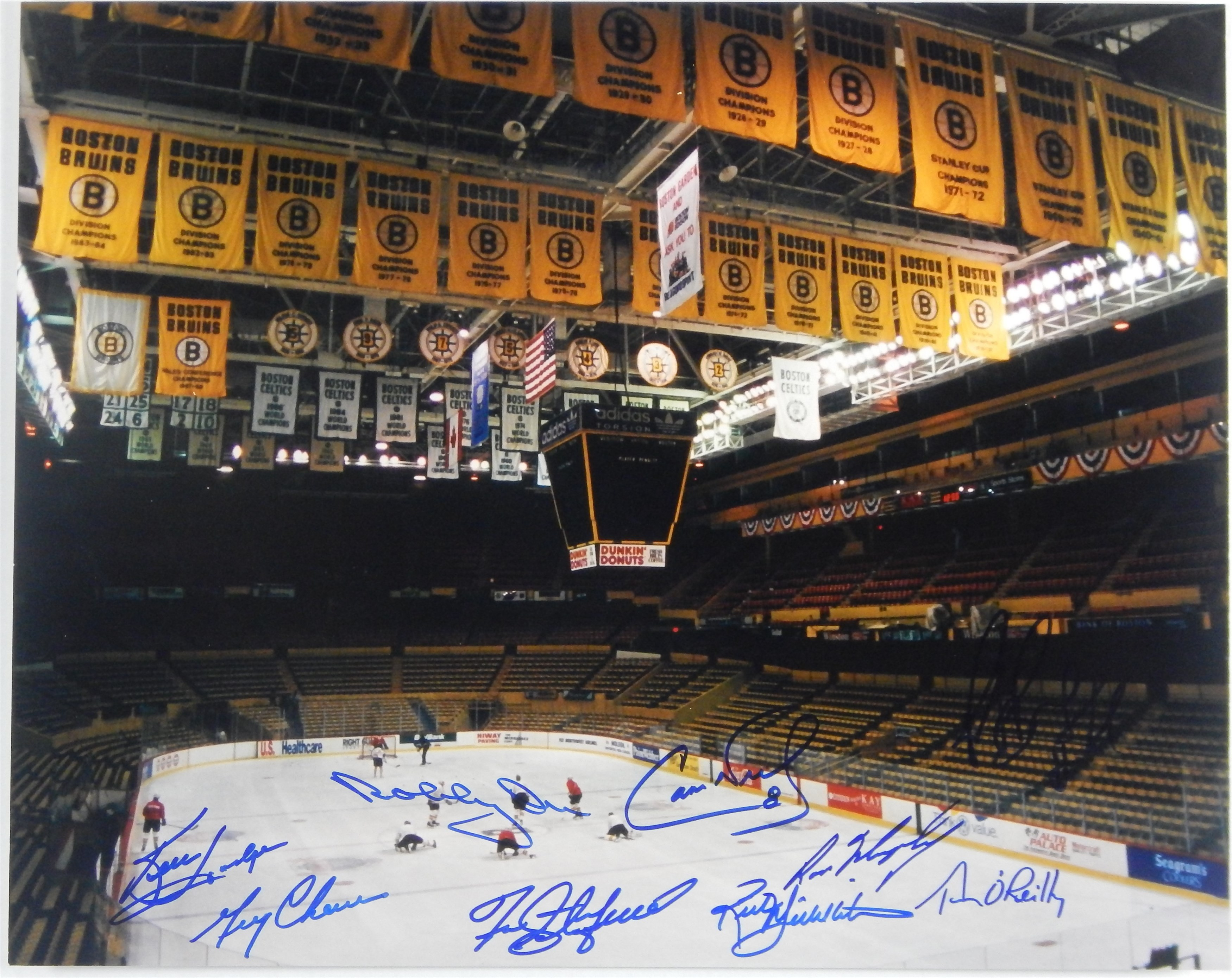 Hockey Autographs - Monthly 09-18