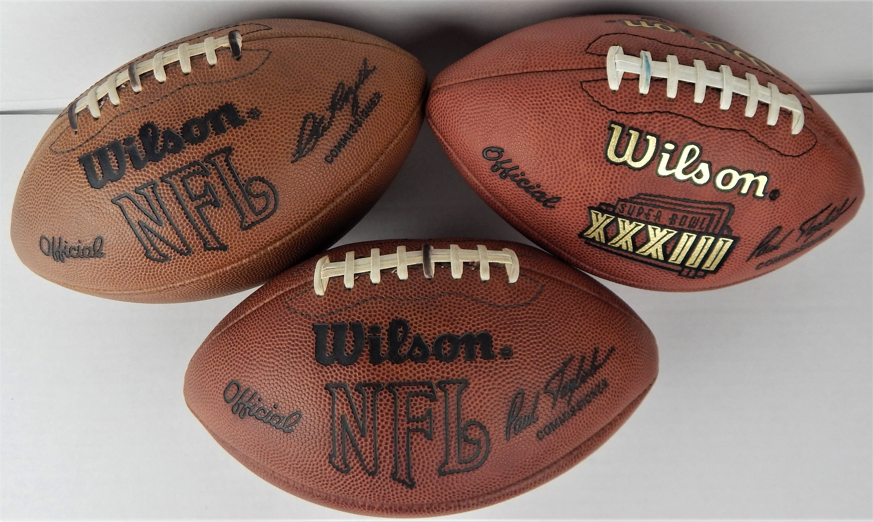 Game Used Football - Monthly 09-18