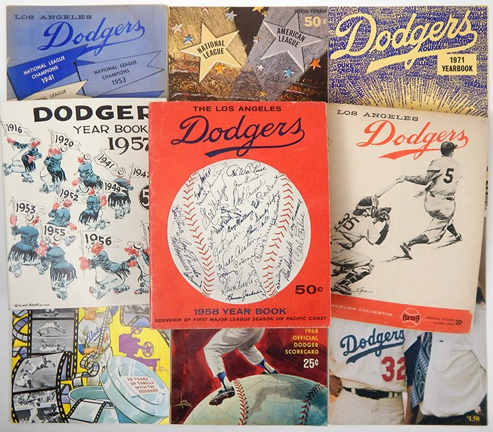 Jackie Robinson & Brooklyn Dodgers - Monthly 09-18