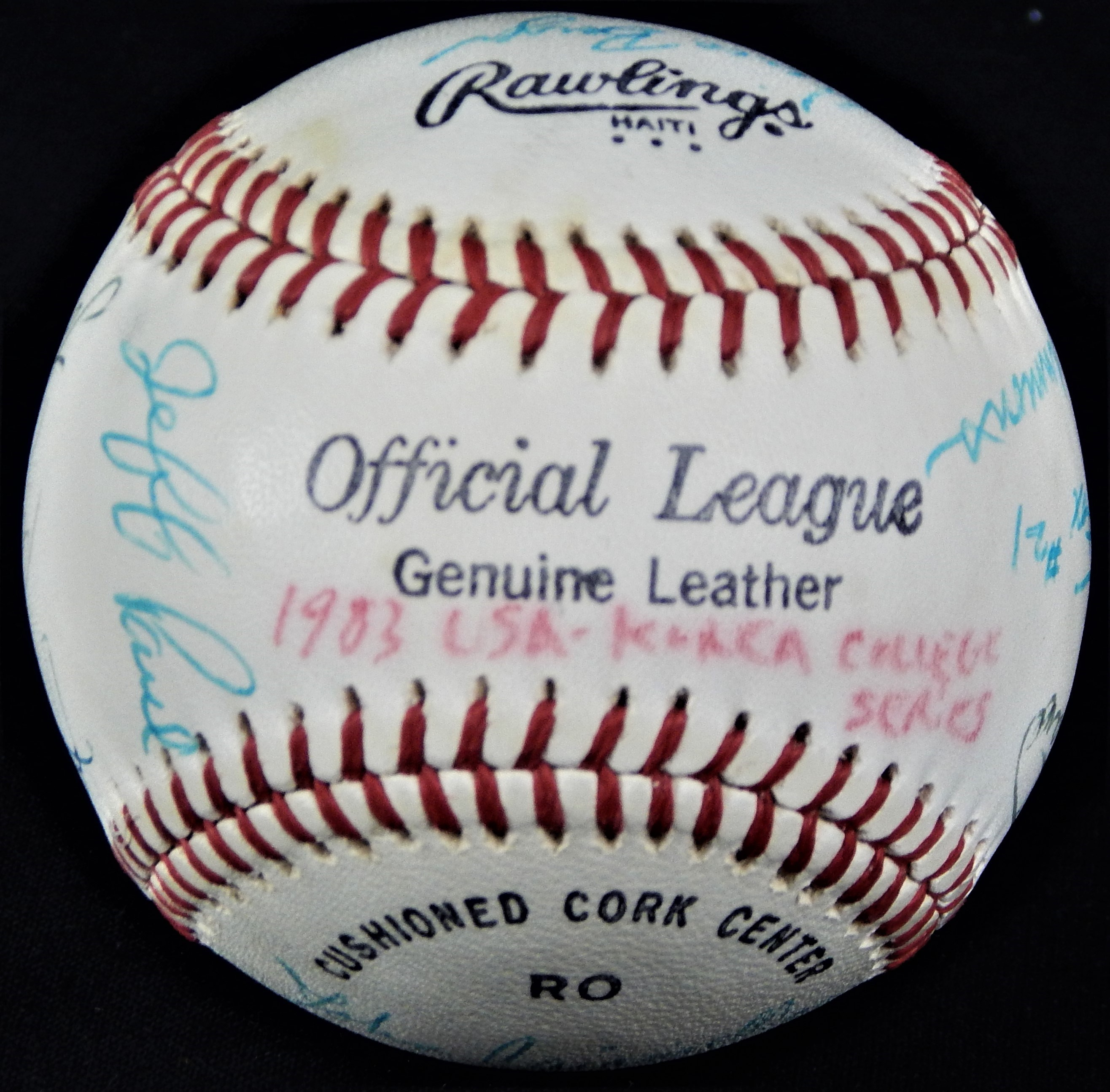 Baseball Autographs - Monthly 09-18