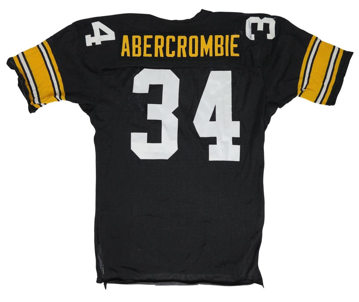 The Pittsburgh Steelers Game Worn Jersey Archive - 2019 Winter Classic