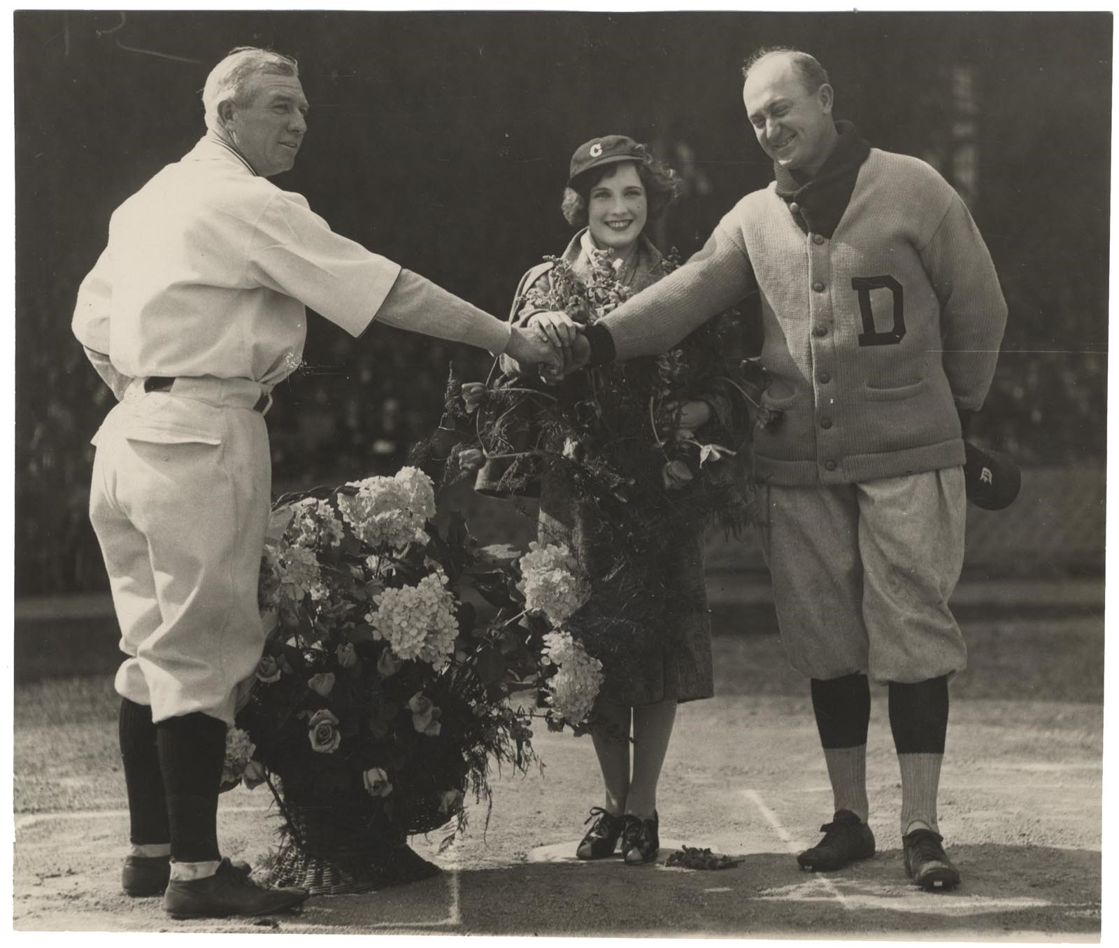 Vintage Sports Photographs - Monthly 12-18