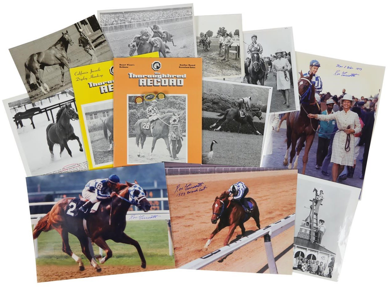 Secretariat Collection with Archival Binders (40+)