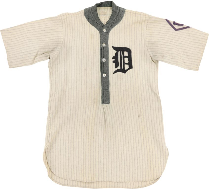 Ty Cobb and Detroit Tigers - 2019 Spring Classic