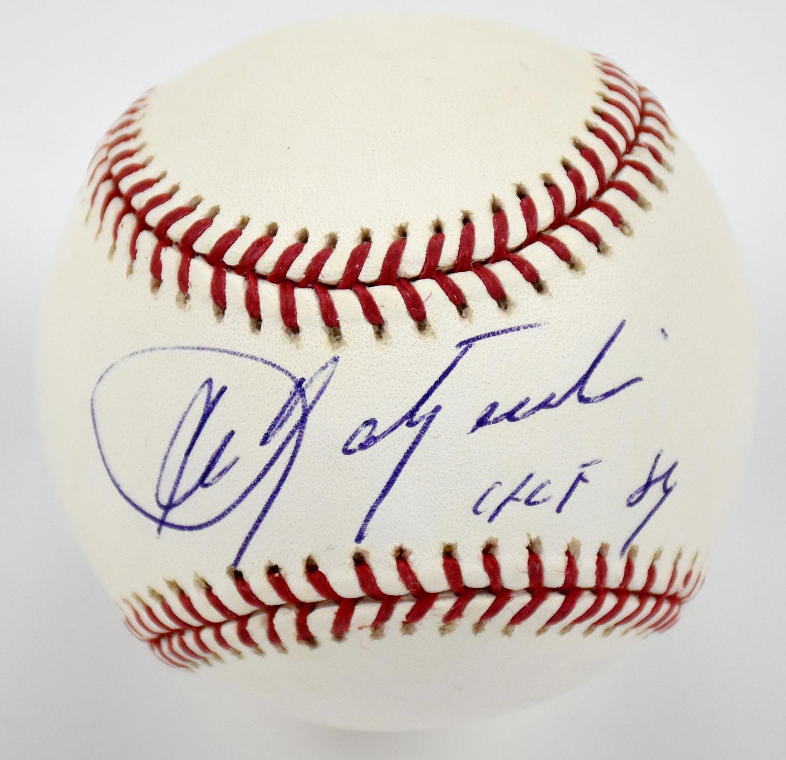 Baseball Autographs - Monthly 12-18