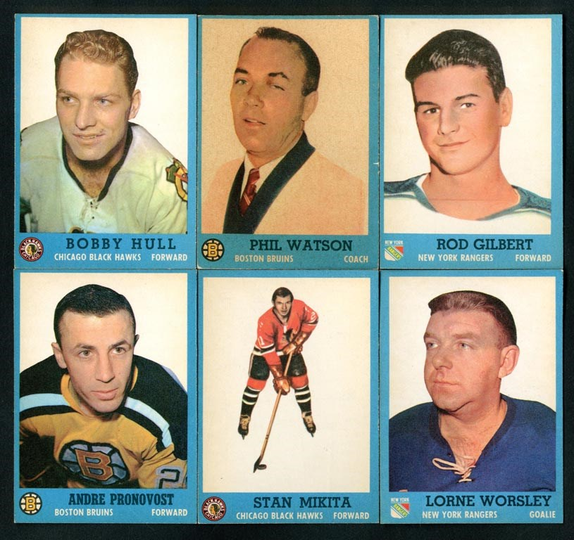 Hockey Cards - 2019 Spring Classic