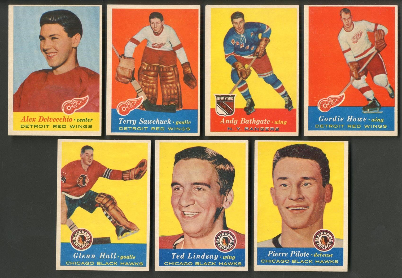 Hockey Cards - Monthly 02-19