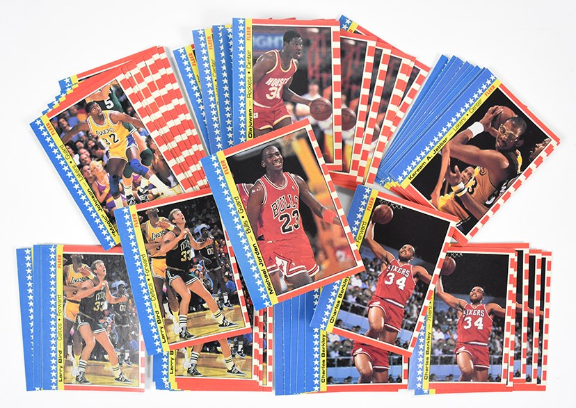 Basketball Cards - Monthly 02-19