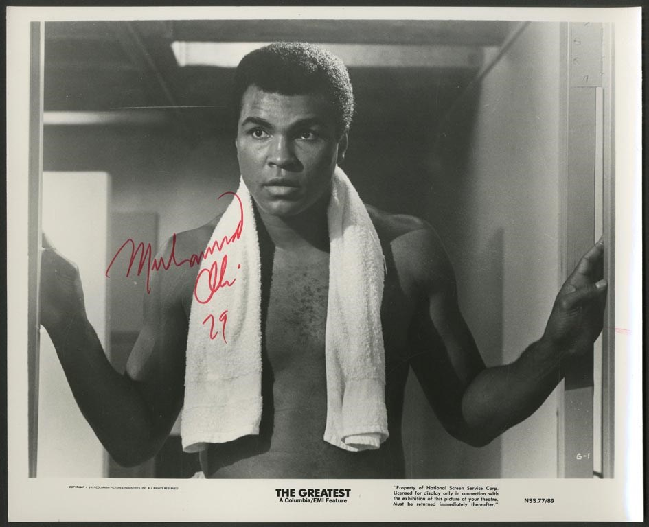 Muhammad Ali & Boxing - Monthly 02-19