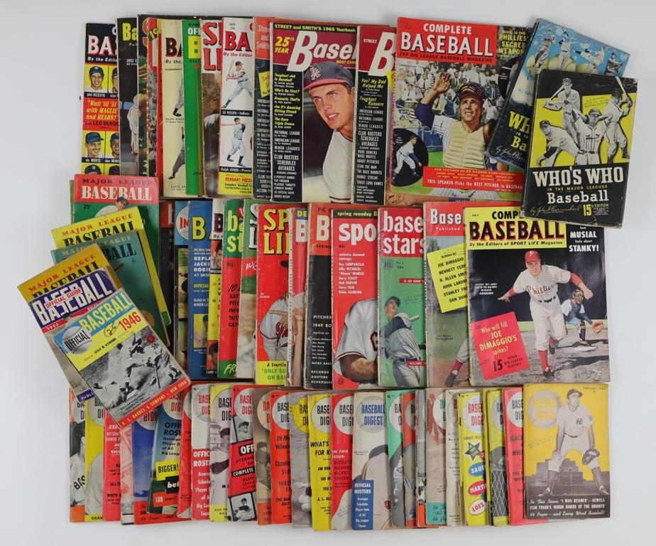 Baseball Publications - Monthly 02-19