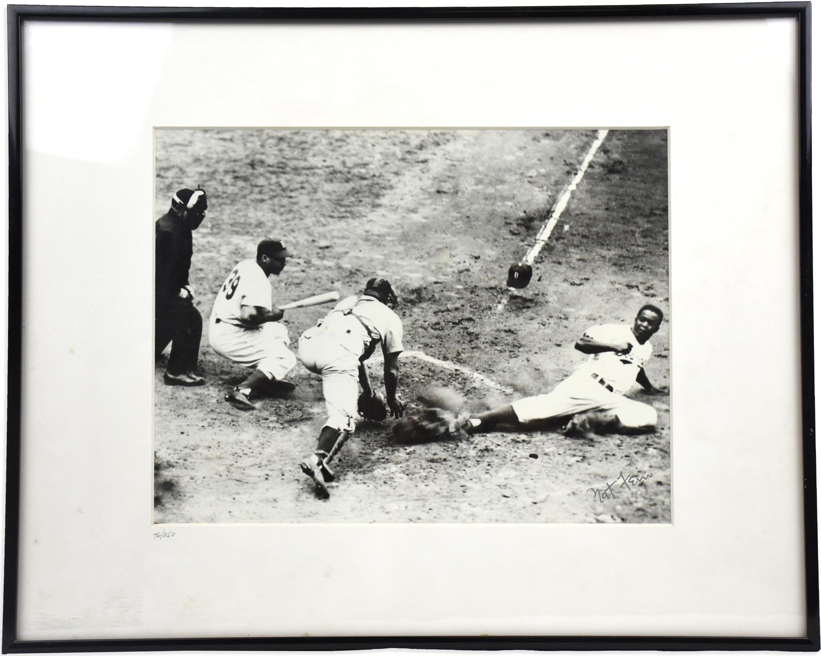 Jackie Robinson & Brooklyn Dodgers - Monthly 02-19