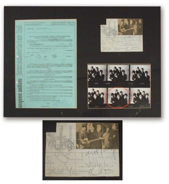 Led Zeppelin - auction