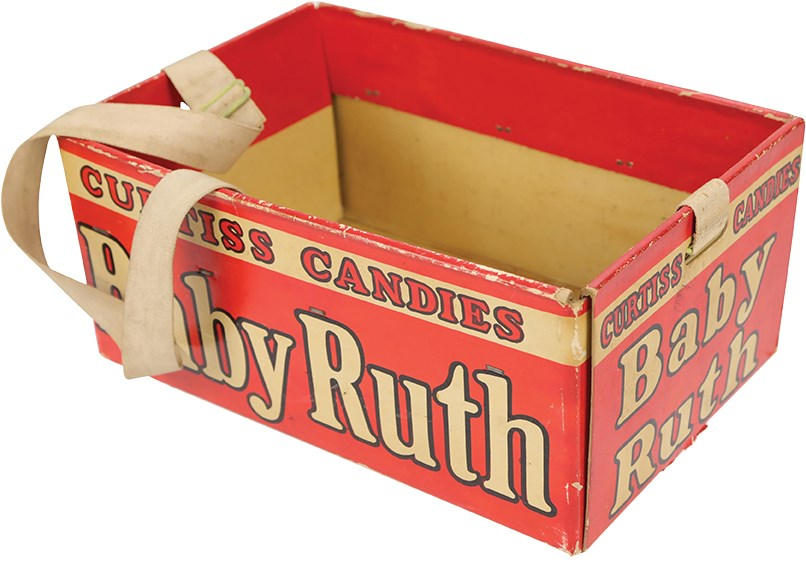 1930s Baby Ruth Stadium Vendor Tray